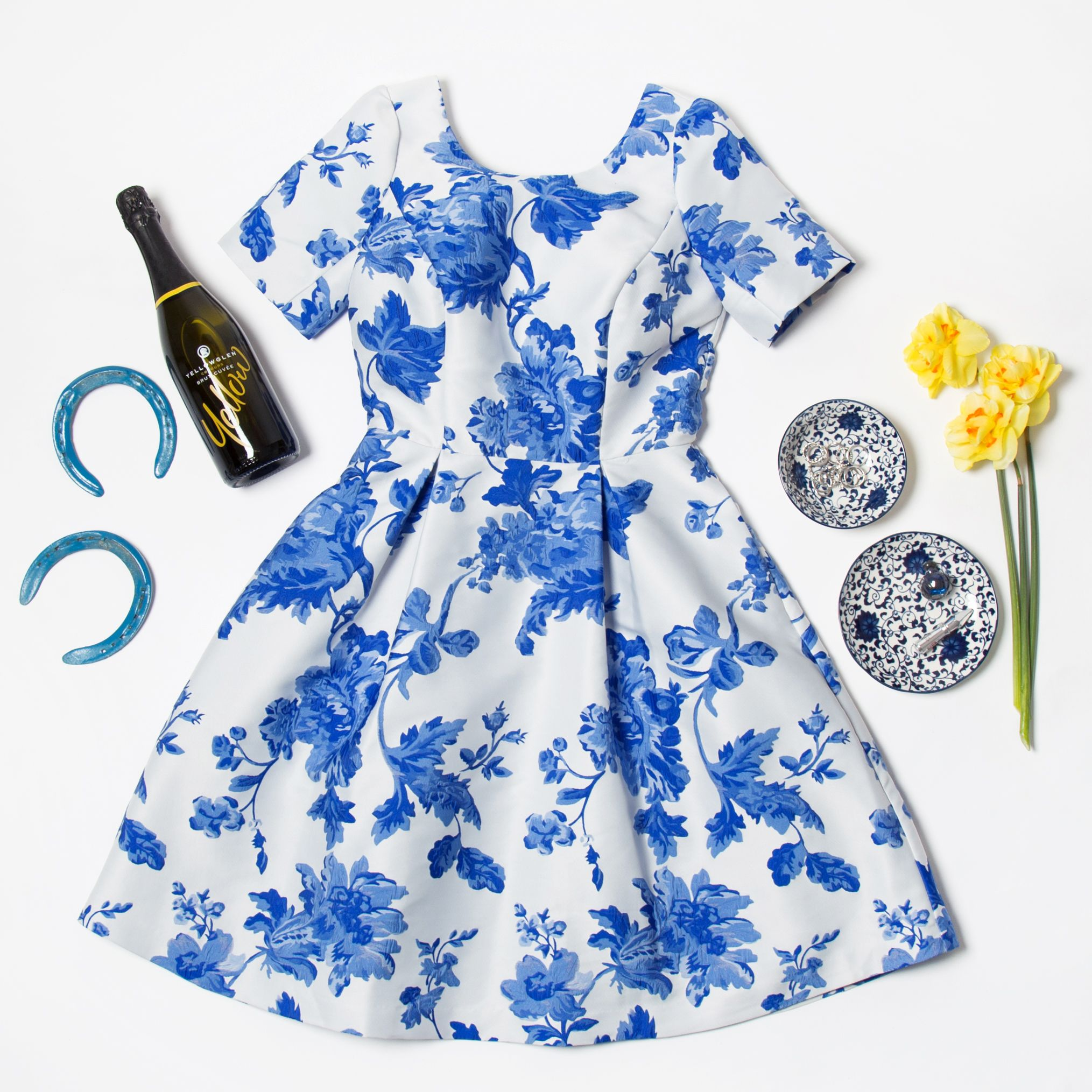 China Blue Dress Dresses Review Australia