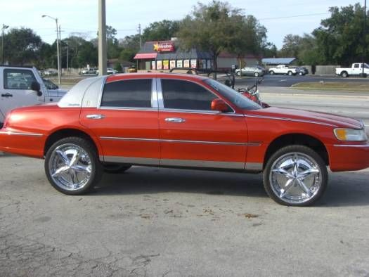 Image Result For Custom Lincoln Town Car Images Lincoln Town Car