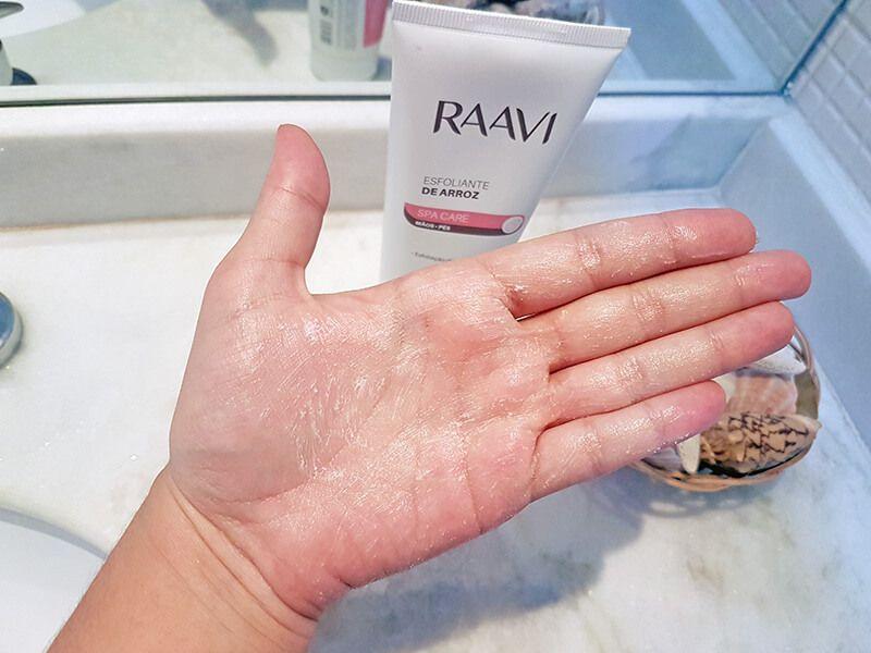 Esfoliante de Arroz Raavi Spa Care