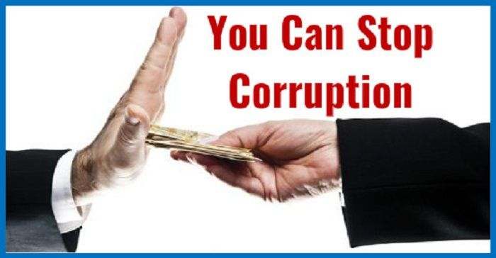 Famous Slogans on Corruption in English Corrupt quotes