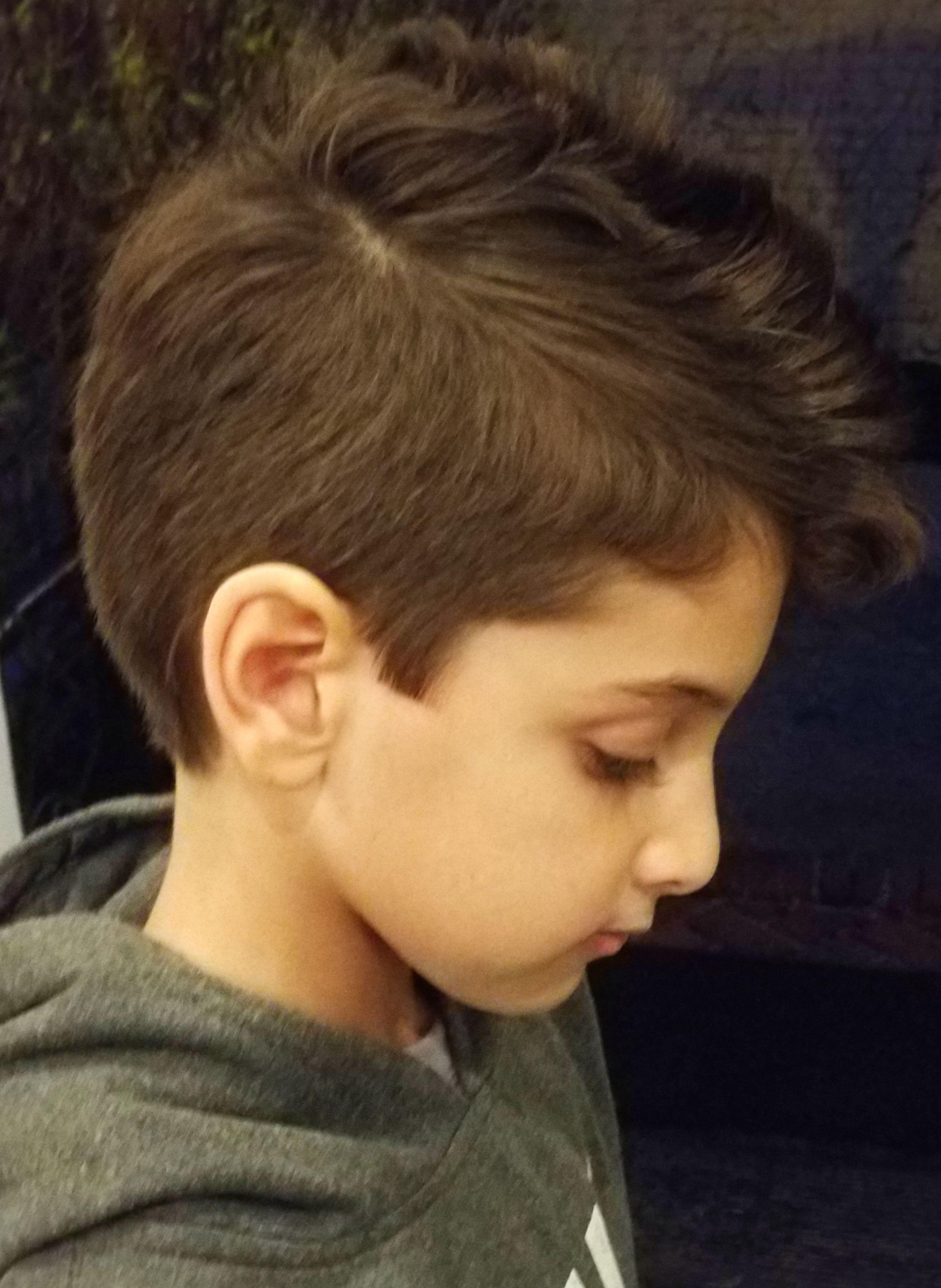 Customized Children S Haircut Kid S Hair Kids Cut Mohawk Hair