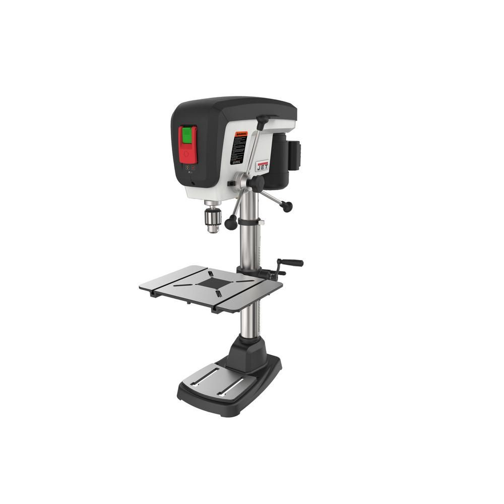 Swell Jet 3 4 Hp 15 In Benchtop Drill Press With Led Worklight Ibusinesslaw Wood Chair Design Ideas Ibusinesslaworg