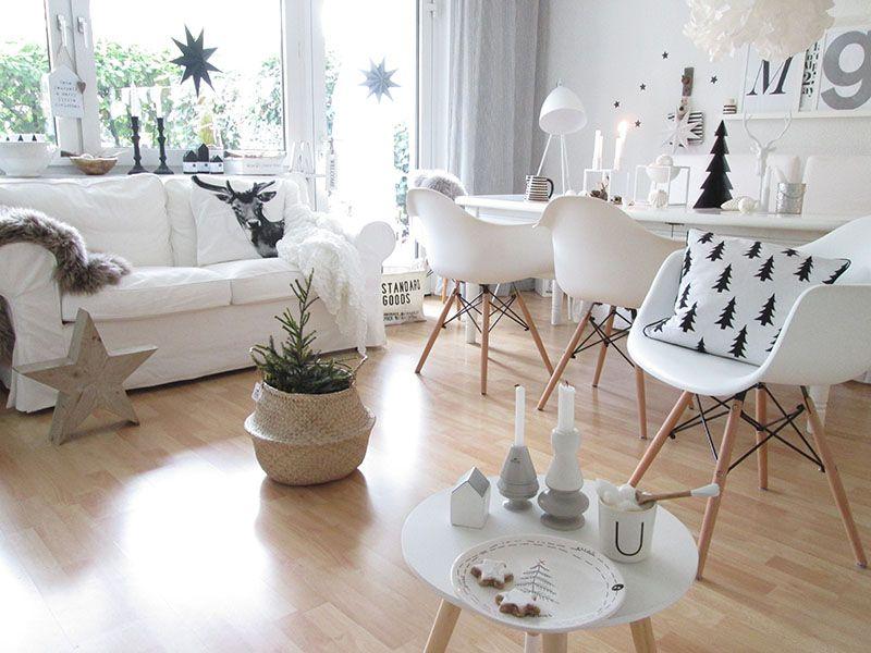Amazing Weihnachtsdeko Wohnzimmer