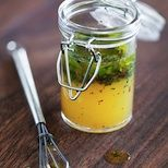 Kombucha Italian Salad Dressing