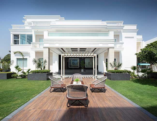 Sapovilla 116 von Conarch Architects  Home Decor