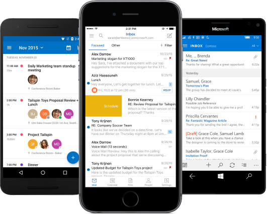 Phones with Outlook app. (With images) Iphone app