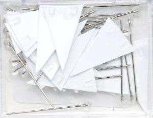 Amazon Com Moore White Pennant Map Push Pins Moore Push Pin Office Products Pennant Push Pin Map Flag Pins