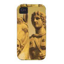 ALEXANDER the Great :  Vintage Alexanderia iPhone 4 Case