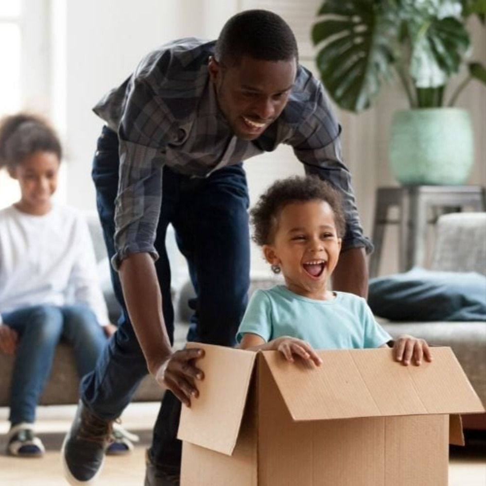Need more ideas for getting through this self-quarantining period? Here are 10 ways you can fight those stir-crazy feelings and actually enjoy your home while you're in it. #newhomeowners #familyfun #homeentertainmentideas