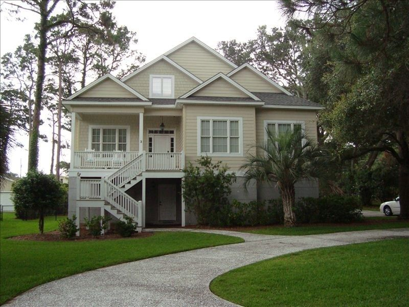 House vacation rental in jekyll island from