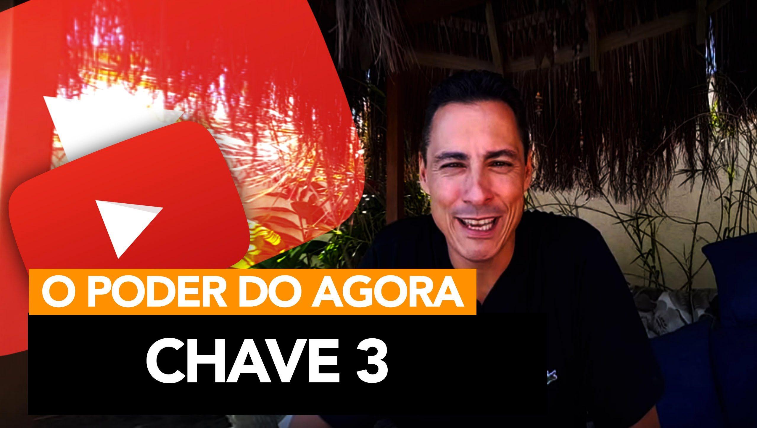 14 - O Poder do Agora - Chave 3 | Rodrigo Cardoso
