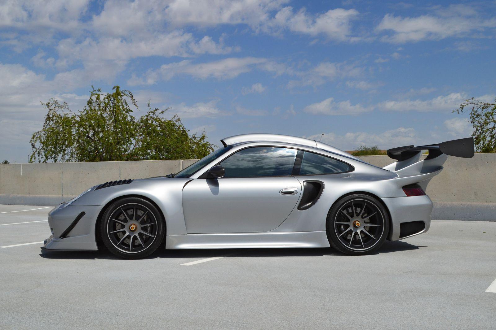 2002 porsche 911 gt2 with 1 000 hp