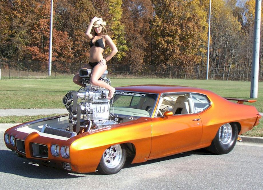 Hitchin A Ride On A GTO SealingsAndExpung EXPUNGE - Really hot cars