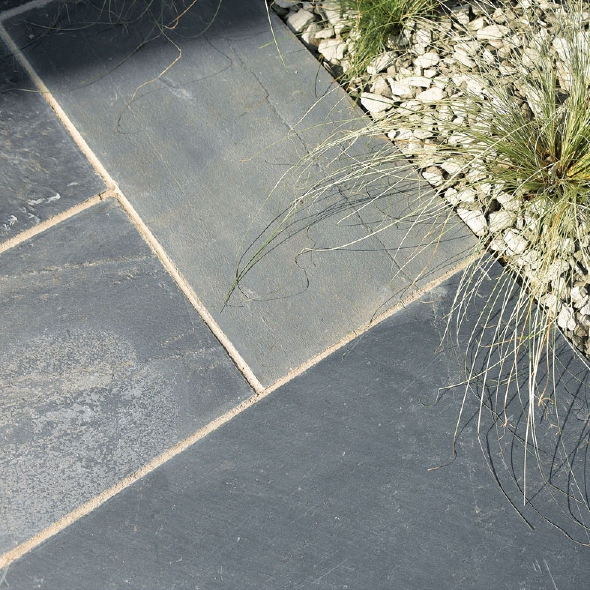 Natural Slate Paving  Bradstone - Simply Paving
