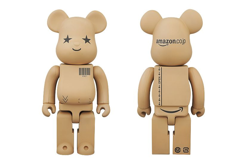 Amazon Co Jp X Medicom Toy 100 Amp 400 Bearbricks