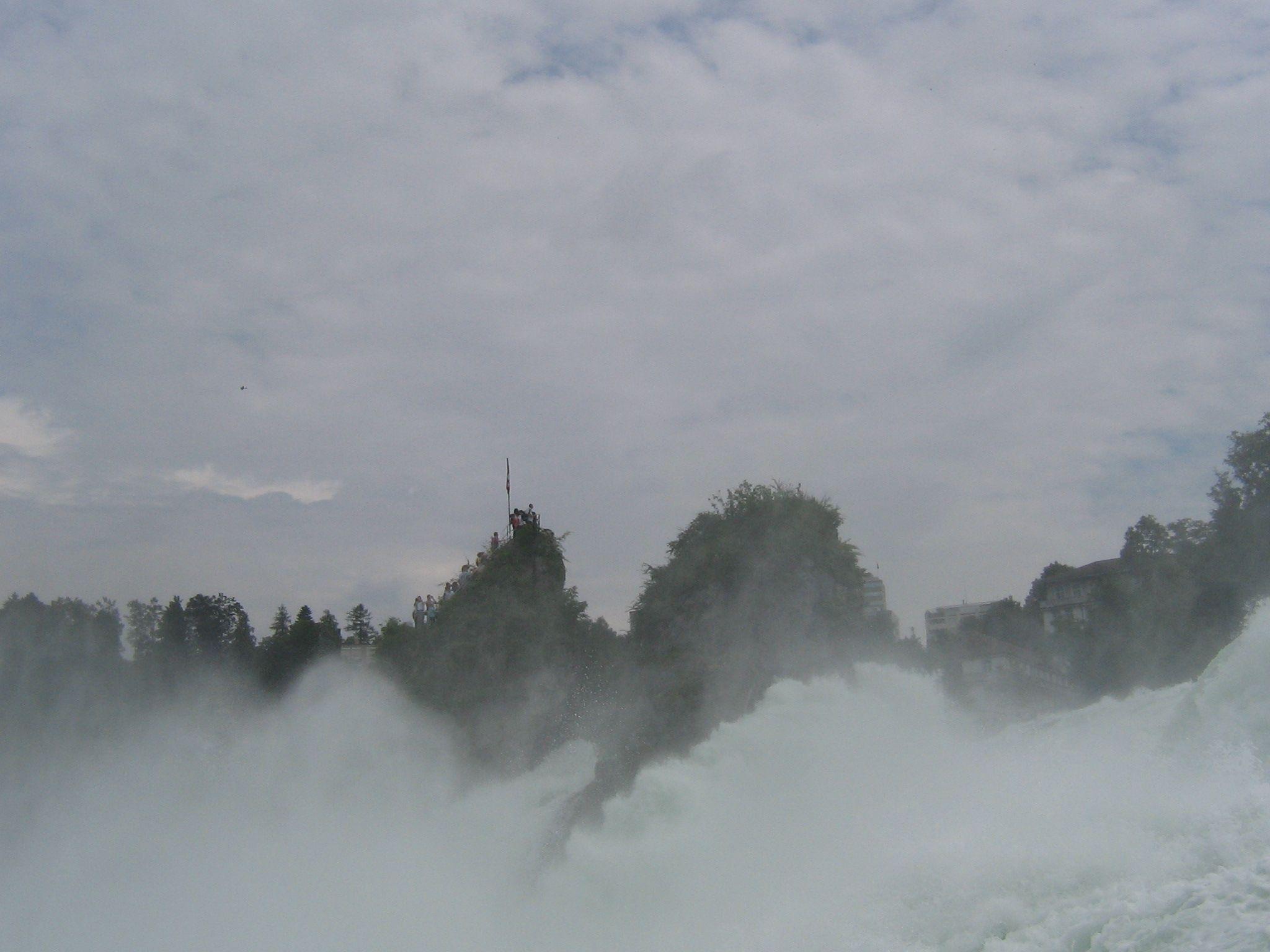 Cascate del Reno