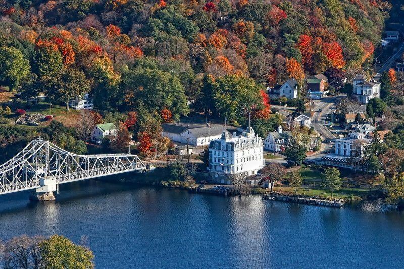 7 scenic drives through CT in 2020 Connecticut travel