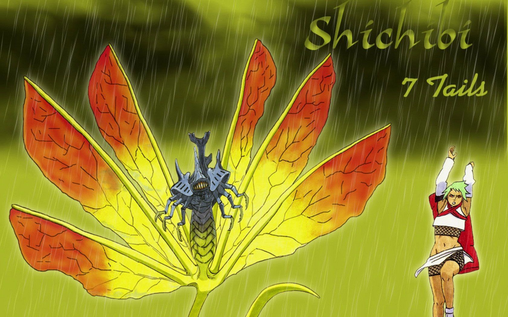 Naruto tailed beasts; The Seven Tails, Chōmei. It's most ...