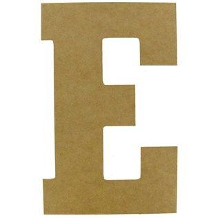 Mpi Wood 13 Wood Jumbo Letter E Shop Hobby Lobby Wood Letters Jumbo Letters Lettering