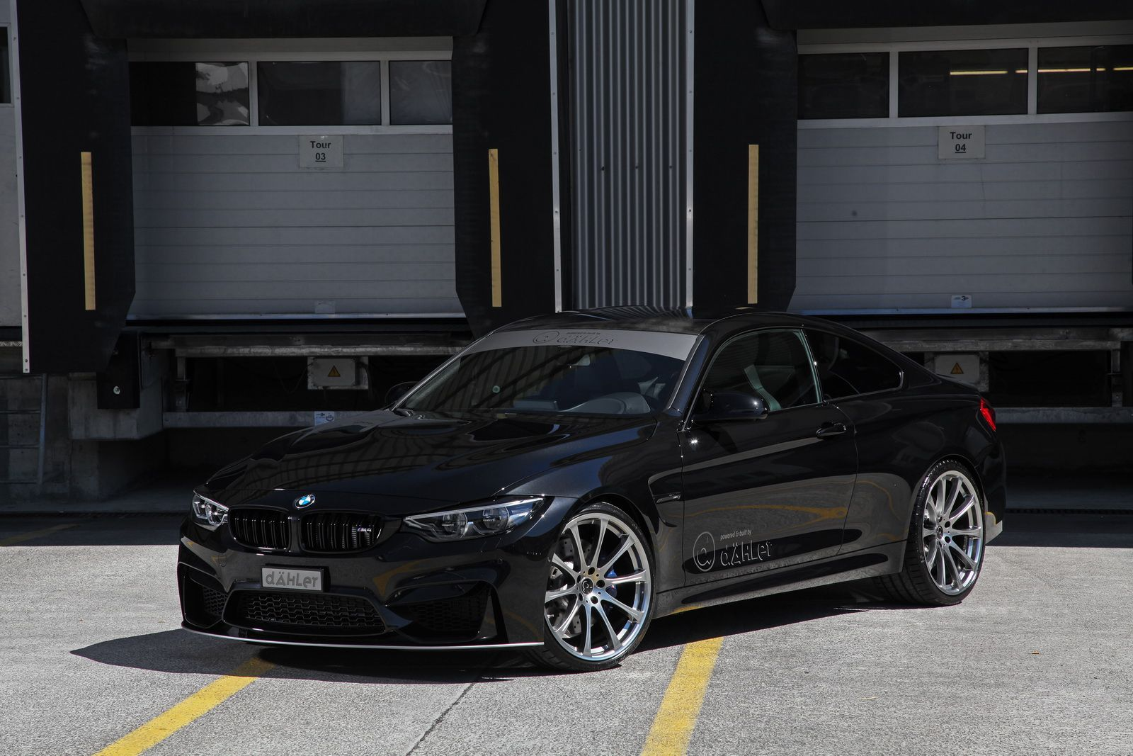 Dahler S Bmw M4 Competition Package Is A 532hp Monster With