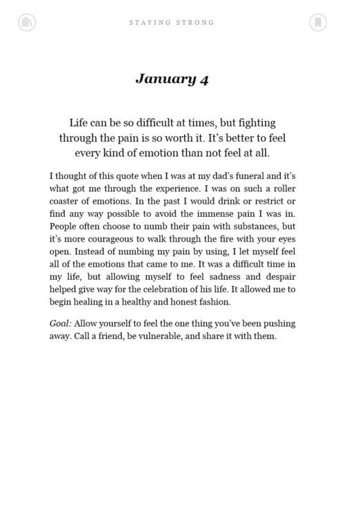 Staying Strong Demi Lovato Book