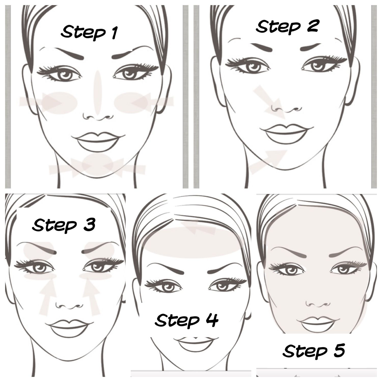 Properly apply foundation How to apply foundation, How