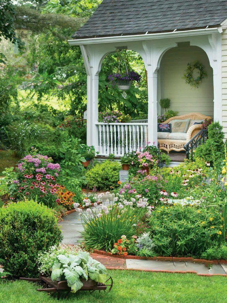 Die besten Ideen für eine blühende Veranda – Blühende Veranden tragen zu eine… – My Blog