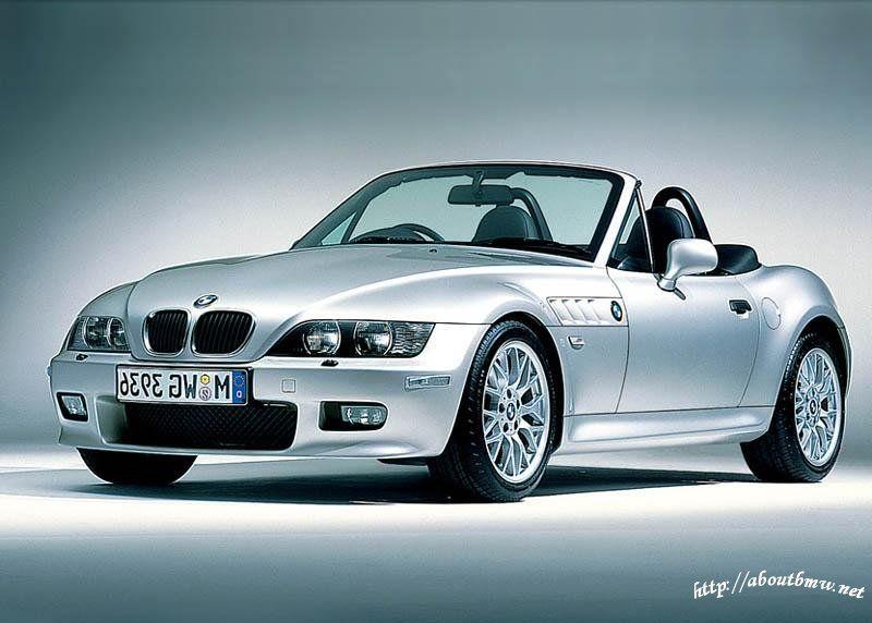 Used BMW z series E36/7 & E36/8 (Z3) Bond cars, Bmw