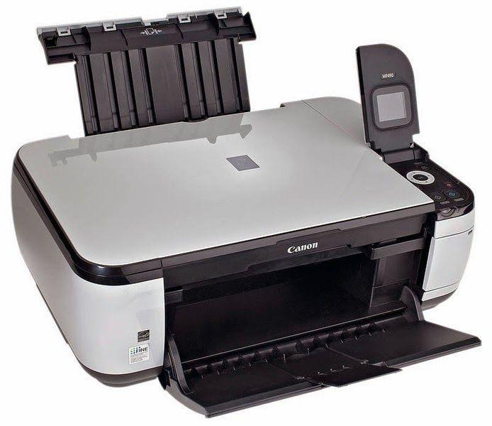 Драйвер для принтера canon mp490 скачать