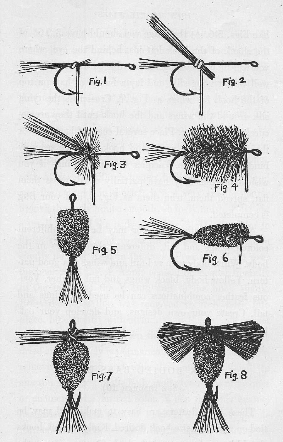 medium resolution of page sized diagram showing drawings of bass bug construction
