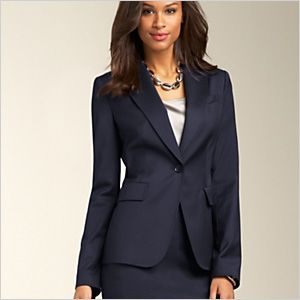 Power suits for power females | Business dresses, Business ...