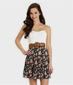 Casual summer dresses for teenage girls
