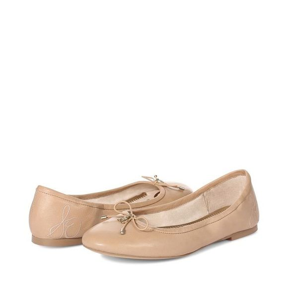 7d406d7a58280 Sam Edelman nude ballet flats Sam Edelman nude ballet flats Sam Edelman  Shoes Flats   Loafers