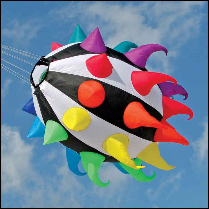 6 Ft Isopod Kite Line Laundry Buy At Into The Wind Kites This