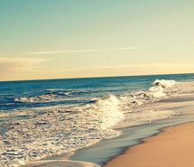 Inspiring picture beach, ocean, sand, sea, sky. Resolution: 500x331 px.