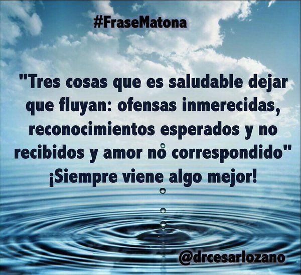 Frases Cesar De Matonas Lozano