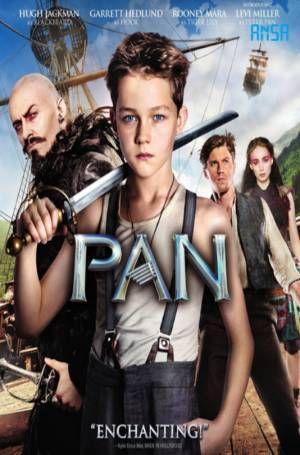 مشاهدة فيلم المغامرات و الفانتازيا العائلي Pan 2015 مترجم بجودة 720p BluRay  مشاهدة مباشرة اون لاين 887d2b08e48f7