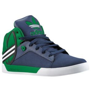 cheap for discount 10e6d 500f8 adidas Originals Attitude Vulc Big Logo - Mens - Dark Indigo White Fairway