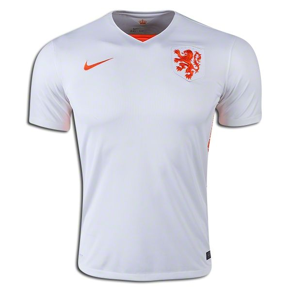 2015 16 Netherlands Any Name Number Youth Away Soccer Jersey  32d07335c
