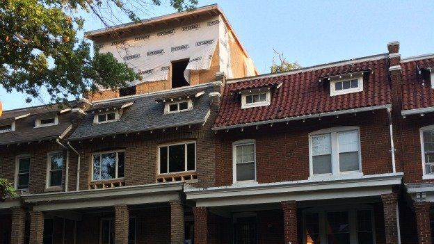 Developer Responsible For Shoddy House Flips In D C Hit With Contempt Charge Flipping Houses Housing Market House Styles