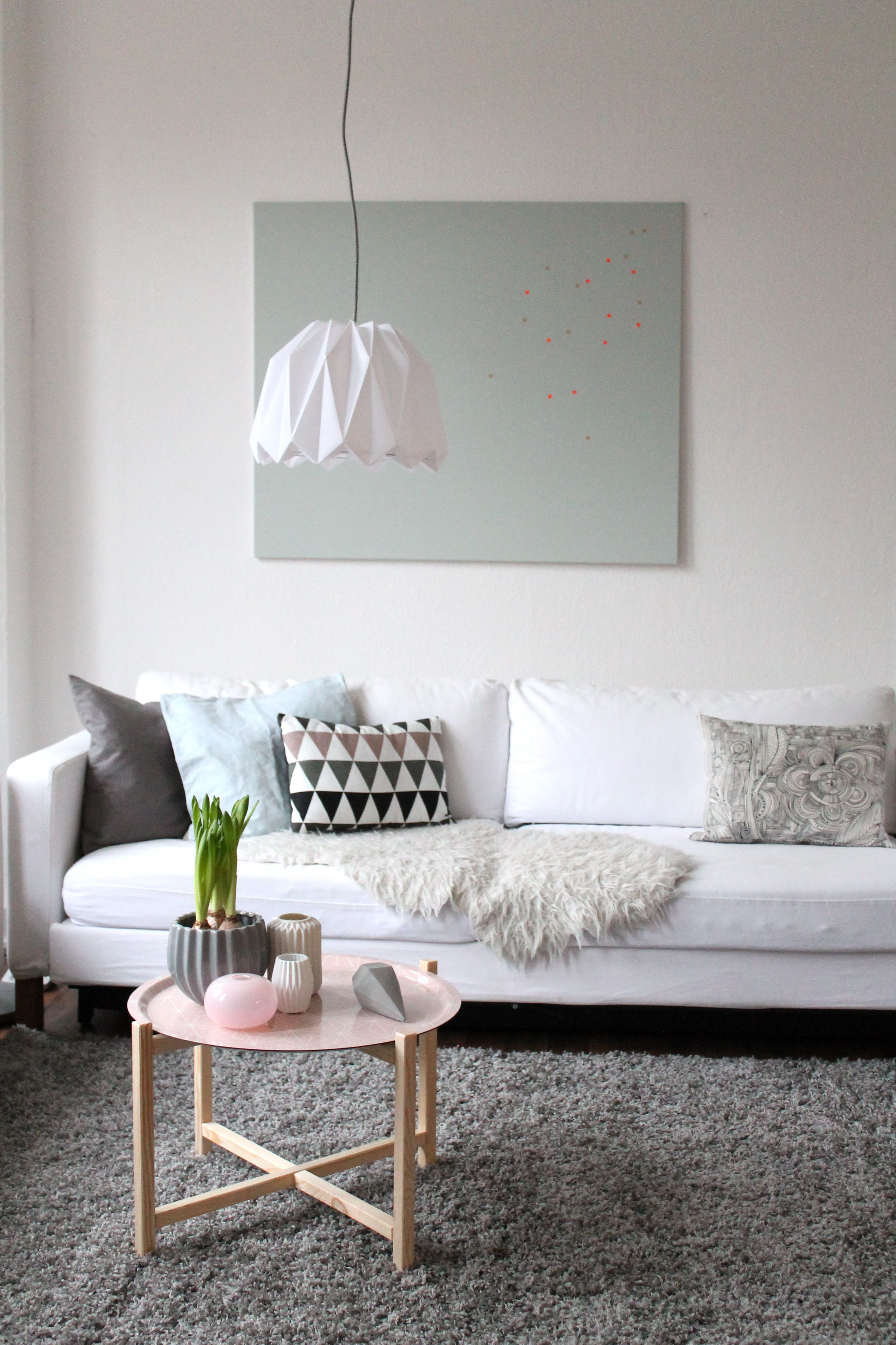 Umschwung Neue Farben Im Wohnzimmer Wohnen Wohnzimmer