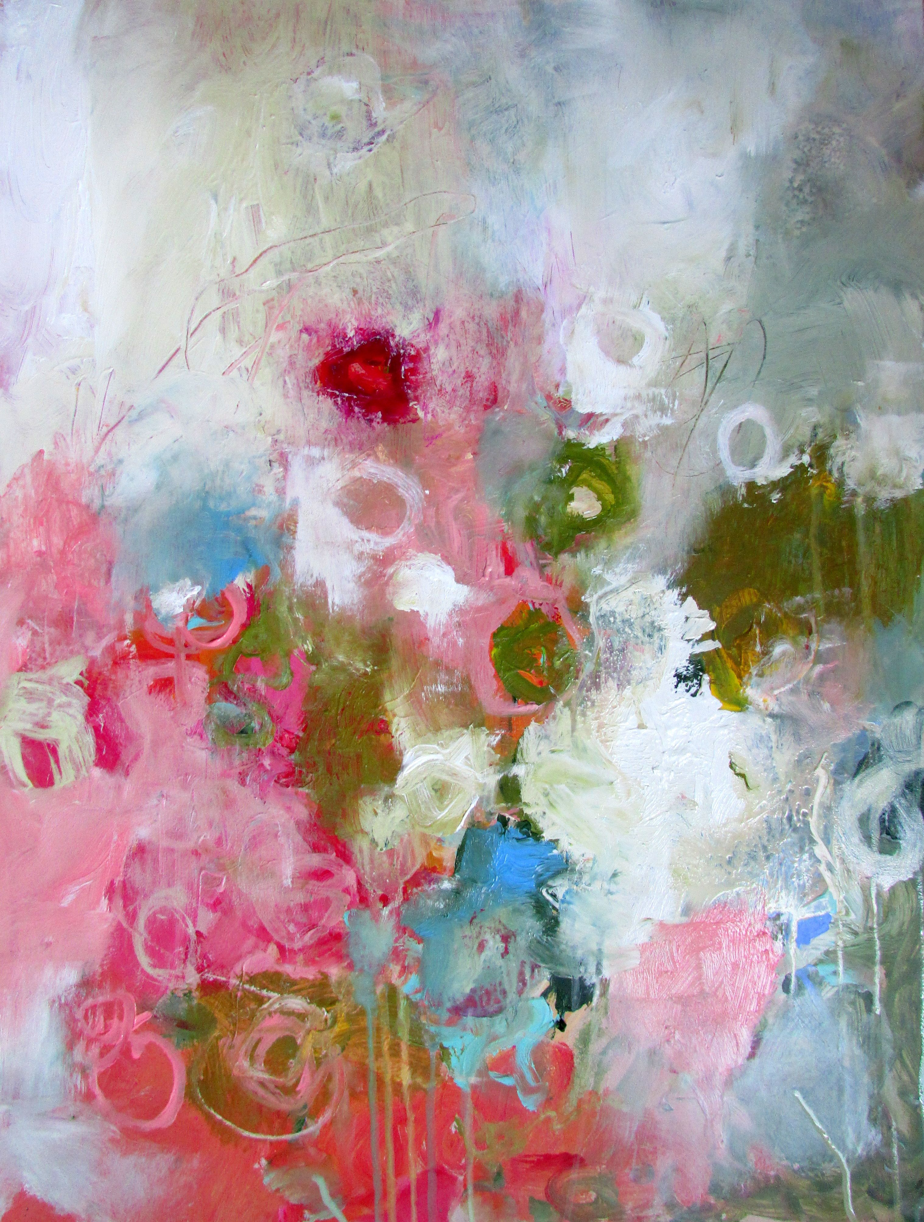 Abstract Art – Wendy McWilliams Art