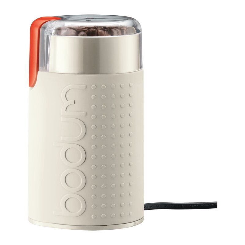 Bodum Bodum Bistro Electric Blade Coffee Grinder Wayfair In 2020 Bodum Coffee Coffee Grinder Coffee Bean Grinder