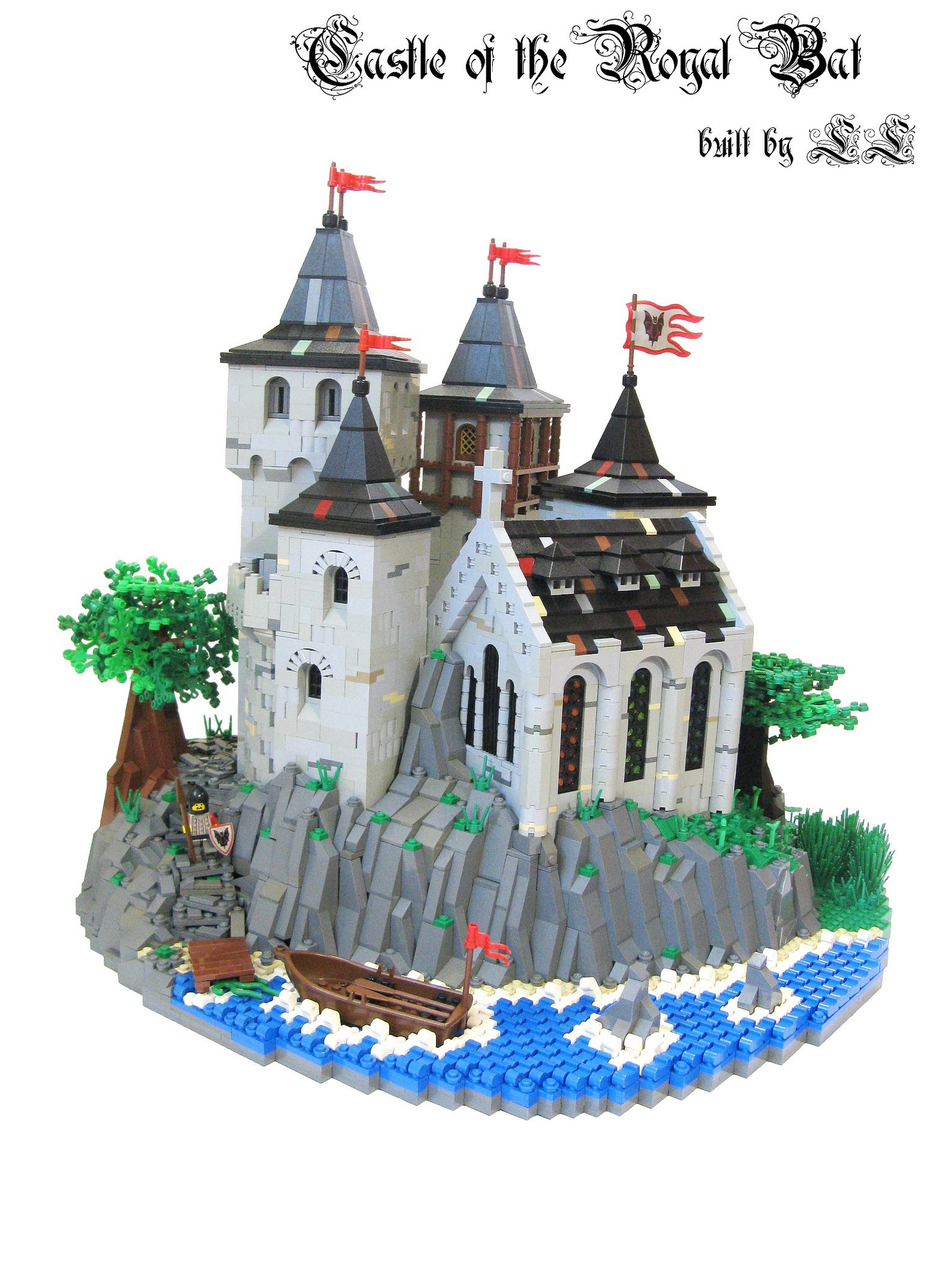 Castle of the Royal Bat | by 'LL'