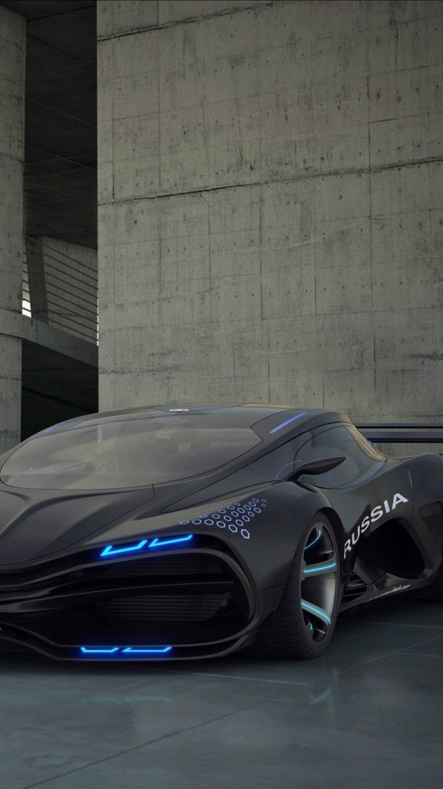 Photo of LADA Raven, concept, supercar, sports car, luxury cars, review, test drive, fron…