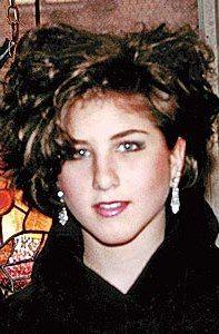 Jennifer Aniston, 1987