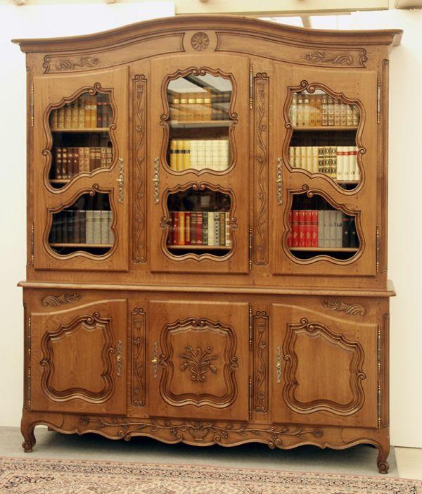 biblioth que gerbonvaux l 39 or e du ch ne fabricant de meubles en lorraine meubles