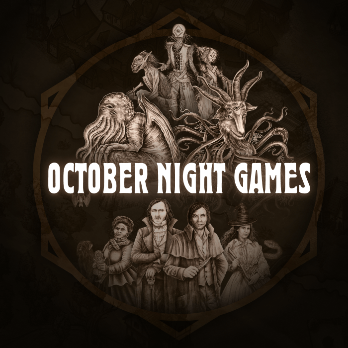 Digital Board Game October Night Games Reveal Trailer Role Playing Game Online Roleplaying Game Knight Games Game Night