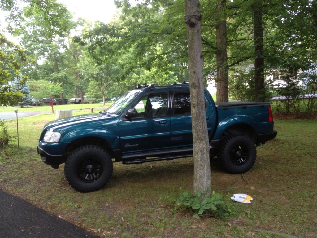 lifted sport trac Lifted Sport Tracs Picture Thread