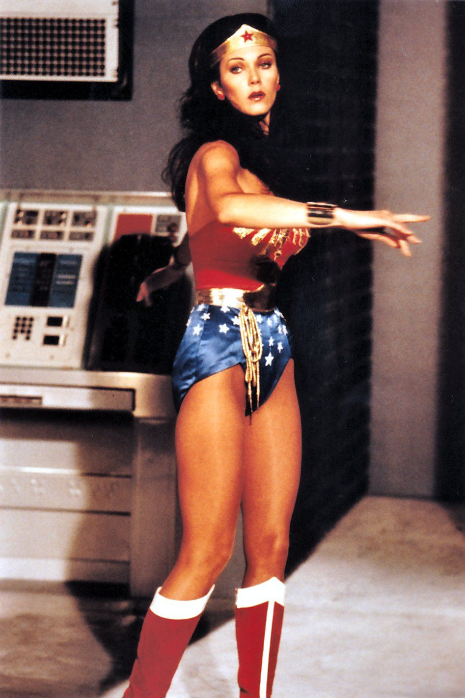 Wonder woman first issue-4048